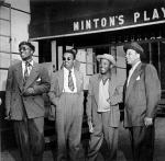 Thelonious Monk-48-with Howard McGhee, Roy Eldridge,Teddy Hill at Minton'sPlayhouse-2