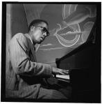 Thelonious Monk, Minton's Playhouse, New York, N.Y., c. Sept. 1947 (William P.Gottlieb)-5