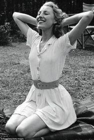 Vera Lynn-stretching