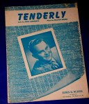 1947 Tenderly (Gross, Lawrence) sheet music, feat. Randy Brooks-1a.jpg