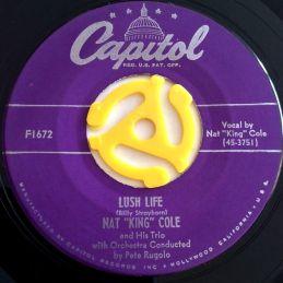 1951 Lush Life-Nat King Cole-Capitol F1672 (1)-d10-hx33