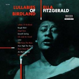 1955 Lullabies of Birdland-Ella Fitzgerald Decca 8149