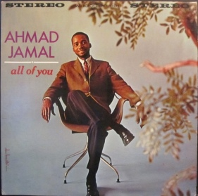1962 All of You-Ahmad Jamal-Argo Records ‎LPS-691 (Stereo)