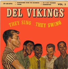 Del Vikings-57-They Sing...They Swing-1