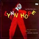 Lynn Hope and his TenorSax