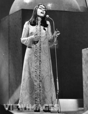 Nana Mouskouri-1960-Festival de la Cancion del Mediterraneo