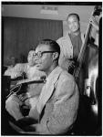 Oscar Moore, Nat King Cole & Wesley Prince, New York, N.Y. Jul. 1946-1