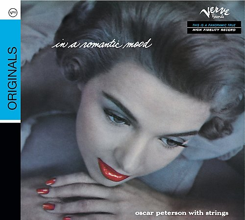 Oscar peterson in a romantic mood clef 1955 accompanied by an