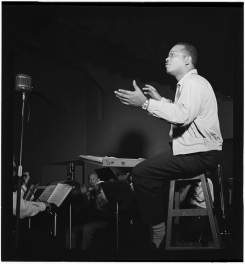 Portrait of Sy Oliver, NYC, c. September 1946-William Gottlieb-1-10p
