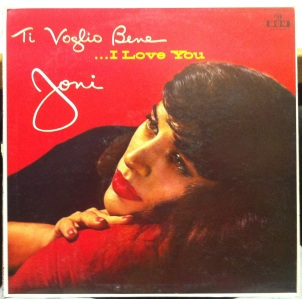 1958 Ti Voglio Bene...I Love You-Joni James, MGM E3623