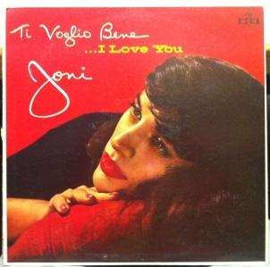 1958 Ti Voglio Bene...I Love You-Joni James, MGM E3623