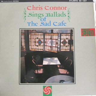 1959 Chris Connor Sings Ballads of the Sad Cafe, Atlantic SD 1307