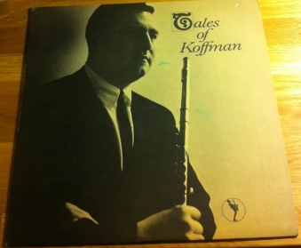 1962 Moe Koffman-Tales of Koffman-United Artists Jazz ‎UAJS 15029 (Stereo)