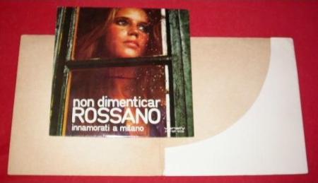 1970 Non Dimenticar, b-w Innamorati a Milano, Variety (Italy) F 45 NP 10158 (c1)