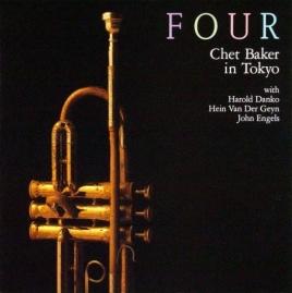 1989 Four-Chet Baker in Tokyo-Paddle Wheel (Japan) K28P6495