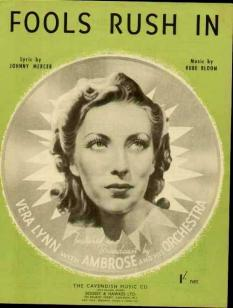 Fools Rush In-Vera Lynn with Ambrose and his Orchestra-1a