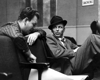 Frank Sinatra with Nelson Riddle-01a