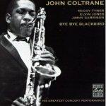 John Coltrane-Bye Bye Blackbird