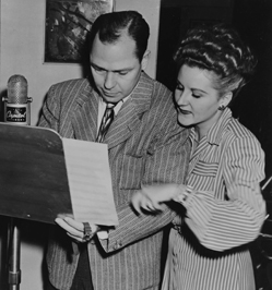 Johnny Mercer and Margaret Whiting