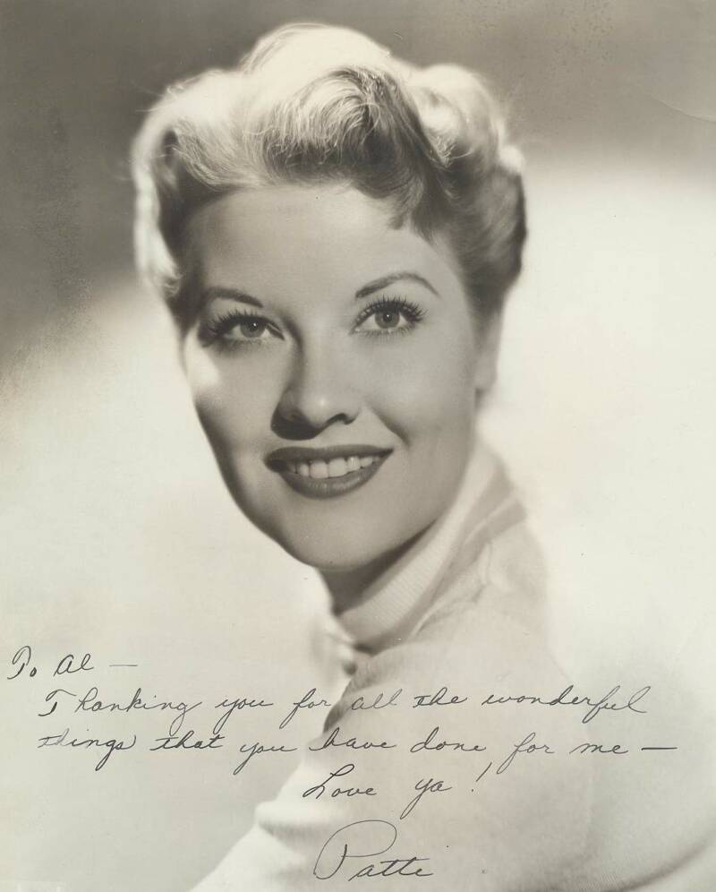 Patti Page - Selections From Manhattan Tower