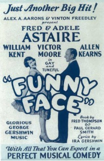 1927-Funny-Face-musical-poster