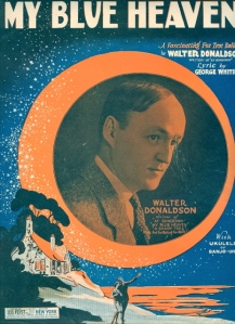 Donaldson, Walter: selected standards, hits, and other songs, 1918-1934