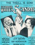 1931-The Thrill is Gone-George White's Scandals-1