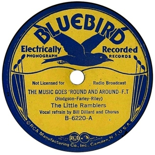 1935 The Music Goes 'Round and Around-The Little Ramblers-Bluebird B-6220-A-d50