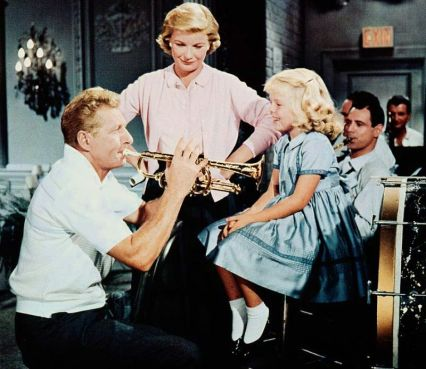 Danny Kaye, Barbara Bel Geddes, and Susan Gordon, in The Five Pennies (1959) 1-s1-ct+38