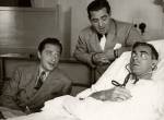 Harold Arlen, Lew Brown, and Eddie Cantor-1a