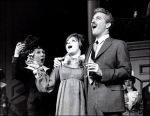 Jean Stapleton, Barbra Streisand, Sydney Chaplin-FunnyGirl-1964