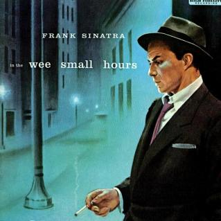 1955 In the Wee Small Hours-Frank Sinatra, Capitol Records W-581 (1a)