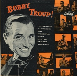 1953 Bobby Troup (LP) Bobby Troup-Capitol Records H-484