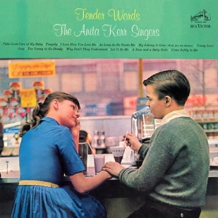 1963 Tender Words (LP)-Anita Kerr Singers-RCA Victor LSP 2679