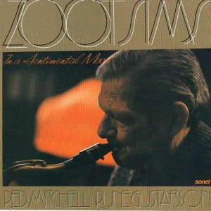 1985 In a Sentimental Mood-Zoot Sims-Sonet (UK) SNTF-932