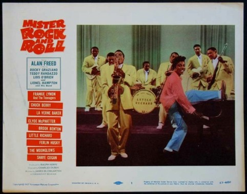 1957-Mister Rock and Roll-Little Richard and the Upsetters-poster-1-d12-s.1