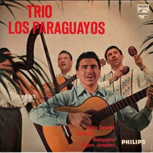 1958 Trio Los Paraguayos, EP Phillips 421 400 PE