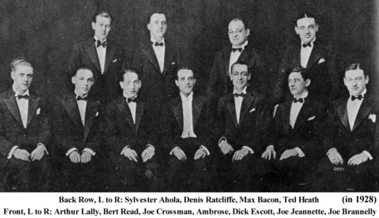 Ambrose and his Orchestra, 1928
