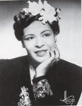 Billie Holiday_1941 studio portrait by Murray Korman_1