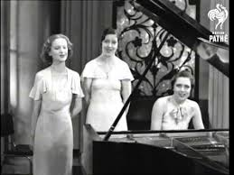Radio Three-1935-British Pathé short I'm Gonna Wash My Hands of You (1)