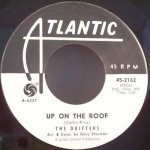 1962_Up On the Roof_Drifters_7 inch 45 rpm_1