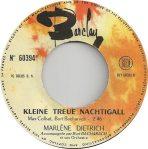 1964_Kleine treue Nachtigall _MarleneDietrich_1