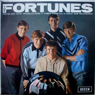 1965 Fortunes, album (UK) Decca ‎LK 4736