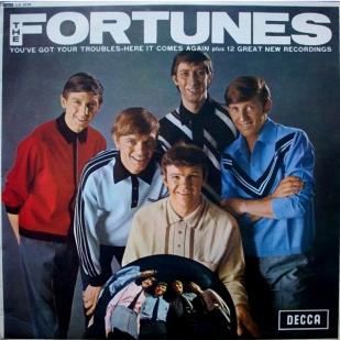 1965 Fortunes, album (UK) Decca LK 4736