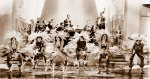 Duke Ellington and his Orchestra at the Cotton Club, with dancers, Black and Tan (1929) (1)
