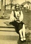 Hildegarde Sell_Easter_1925_1