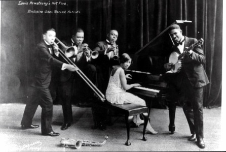 Louis Armstrong and his Hot Five_2_t0