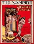1914_Ziegfeld Follies_The Vampire_m. Bert Williams, w. Earl Jones, GeneBuck_1