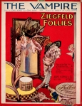 1914_Ziegfeld Follies_The Vampire_m. Bert Williams, w. Earl Jones, Gene Buck_1