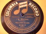 1915_I'm Neutral_Bert Williams